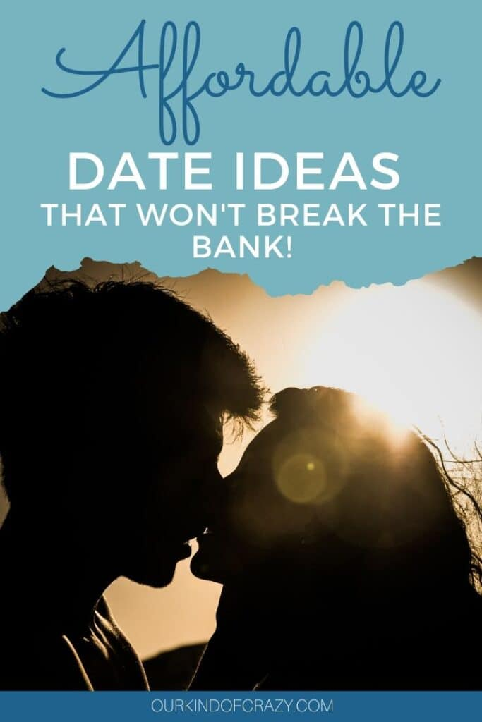 Affordable Date Ideas that won't break the bank