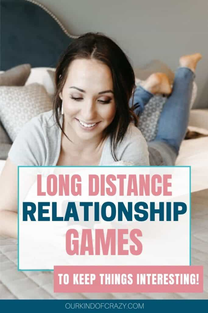 Long Distance Relationship Games To Keep Things Interesting