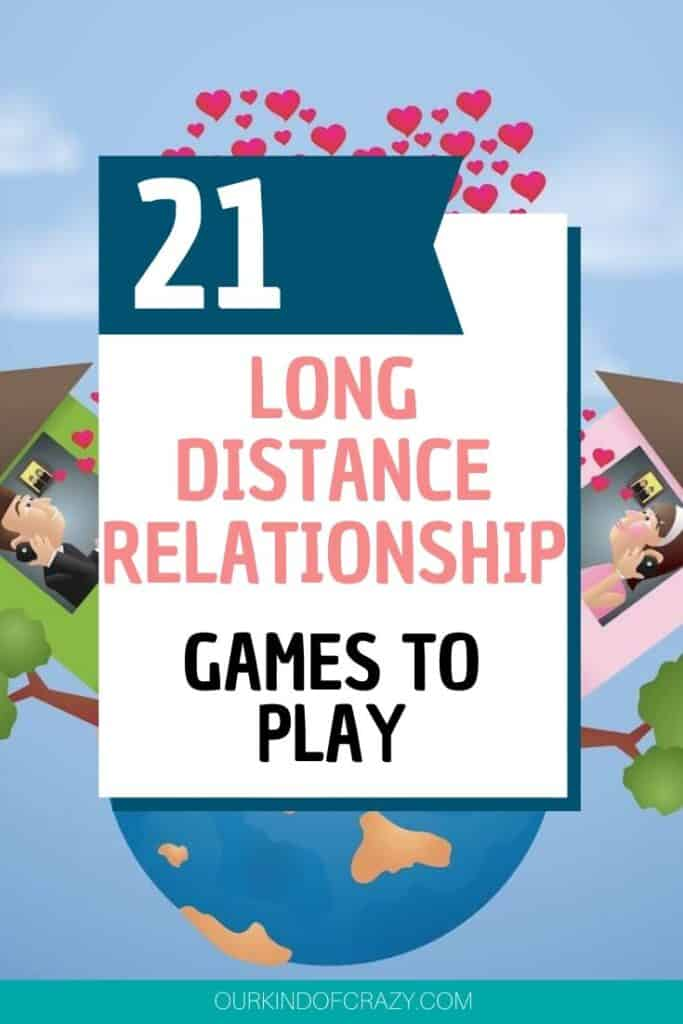 21 Long Distance Relationship Games To Play
