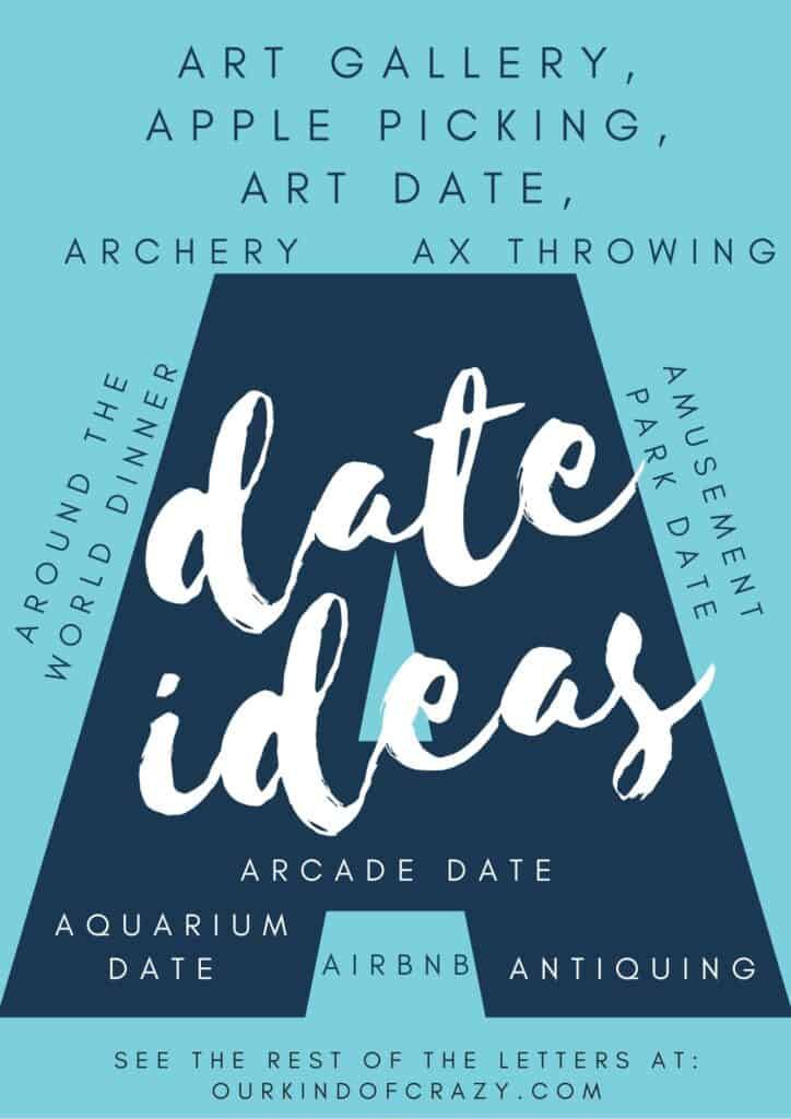 alphabet dating idei f)