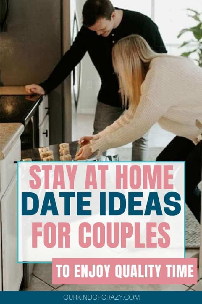 Stay At Home Date Ideas For Couples To Enjoy Quality Time