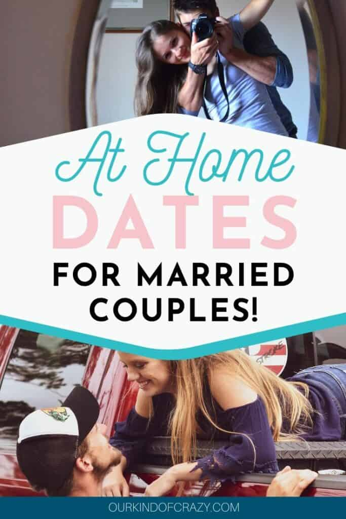 At Home Dates For Married Couples