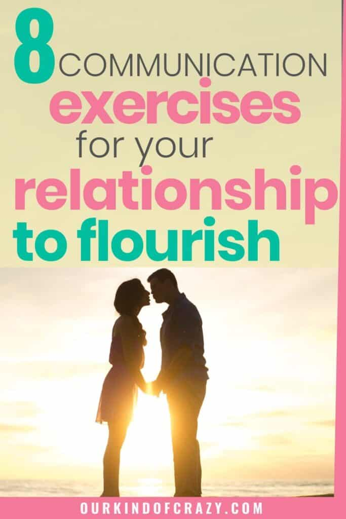8 Communication Exercises for your relationship to flourish