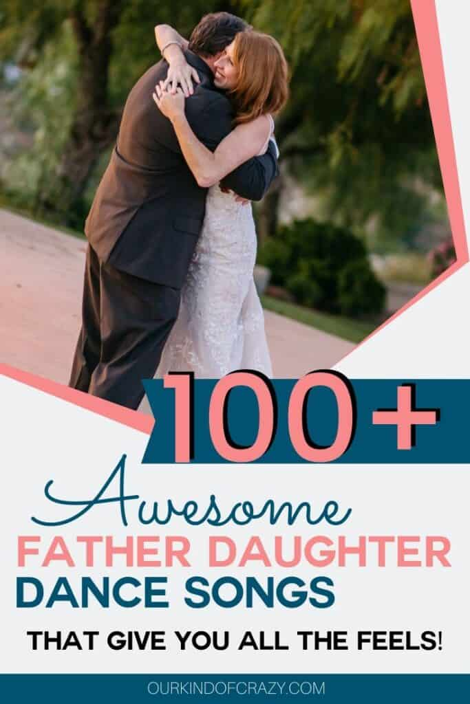 "Father Daughter dancing ""100+ Awesome Father Daughter Dance Songs that will give you all the feels"""