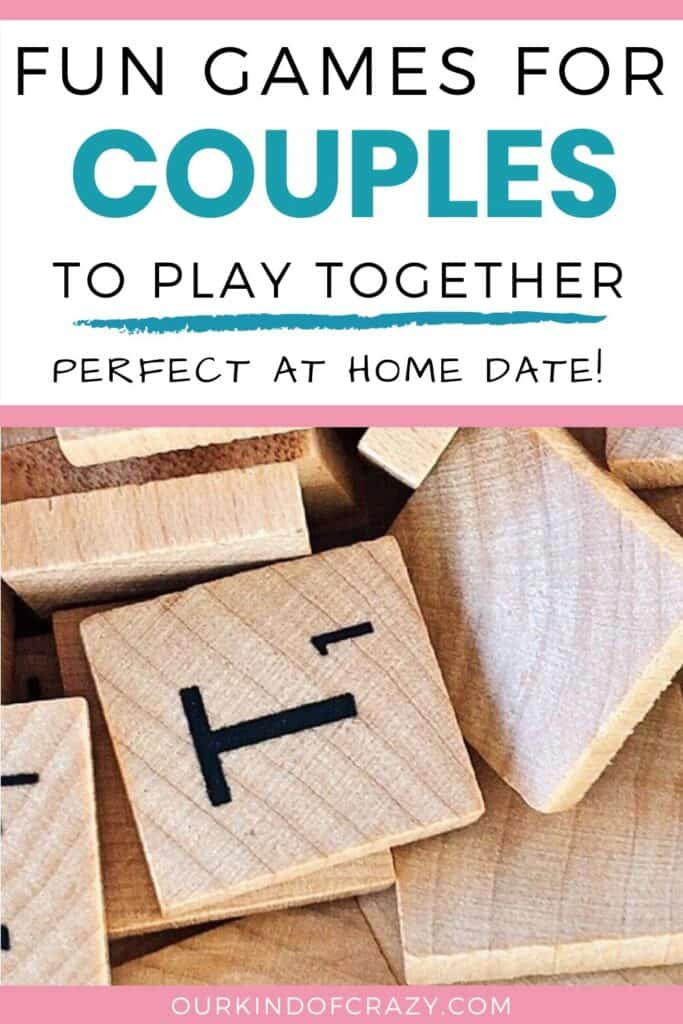 Fun Games For Couples To Play Together. Perfect At Home Date!