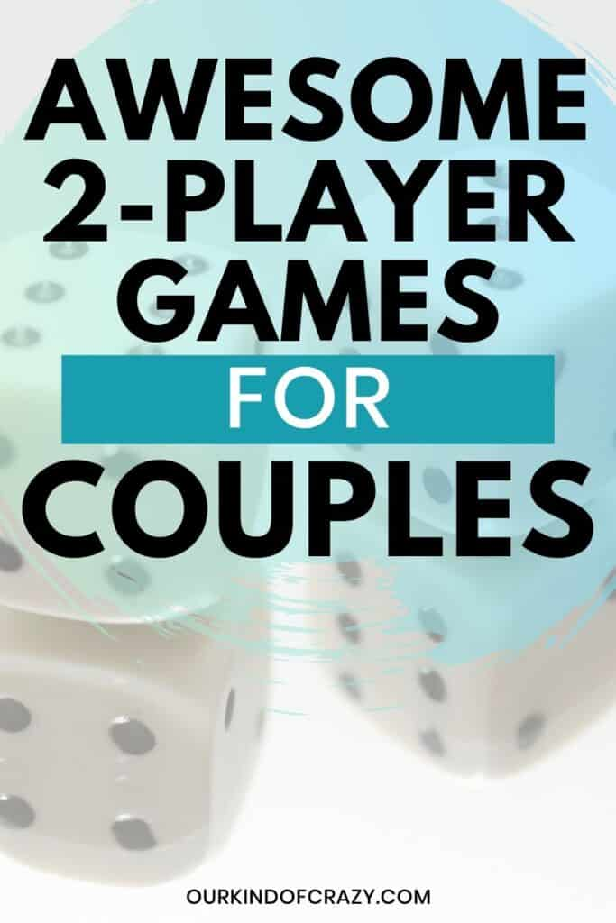 Awesome 2-Player Games For Couples