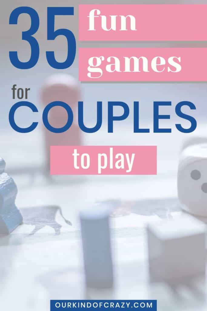 35 Fun Games For Couples To Play