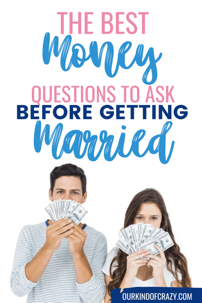 The Best Money Questions To Ask Before Getting Married