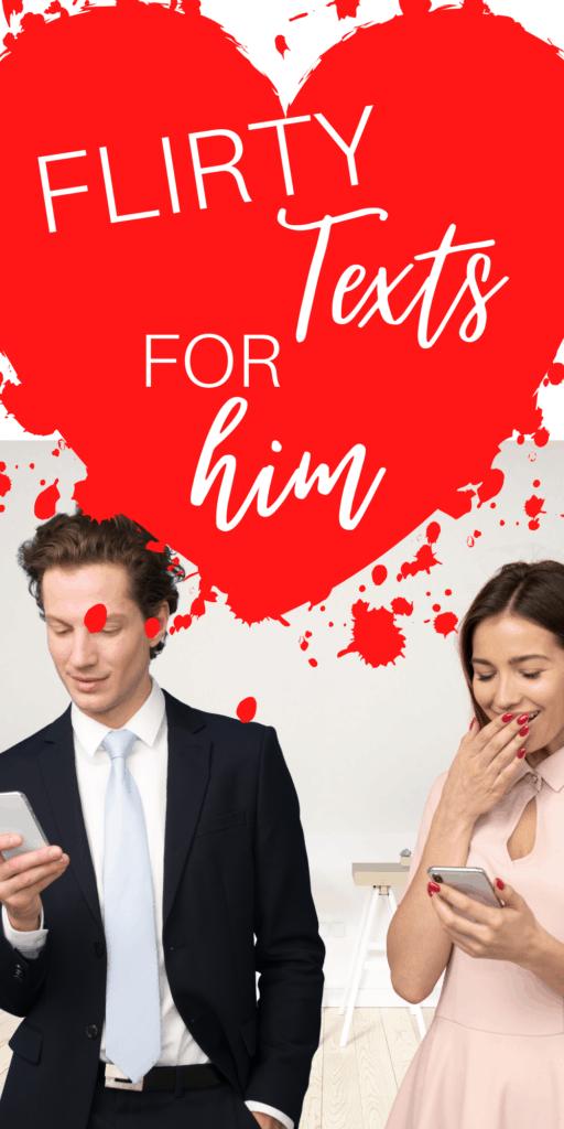 Flirty Texts For Him
